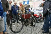 Nejstarší moto Rösler a Jauering r.v. 1904